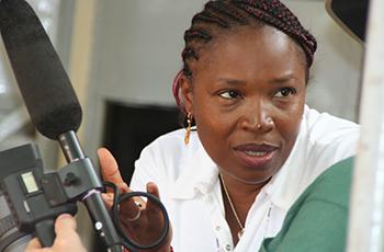 An image of BURKINA FASO: Fanta Régina Nacro