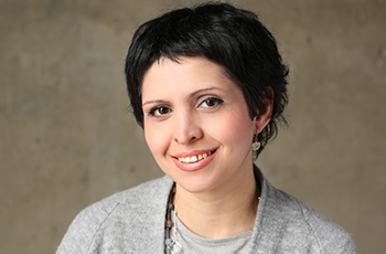 An image of Maryam Ebrahimi