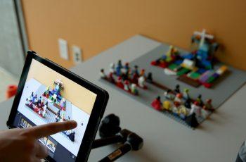 Animation: Lego® Lab, Gr. 3–5