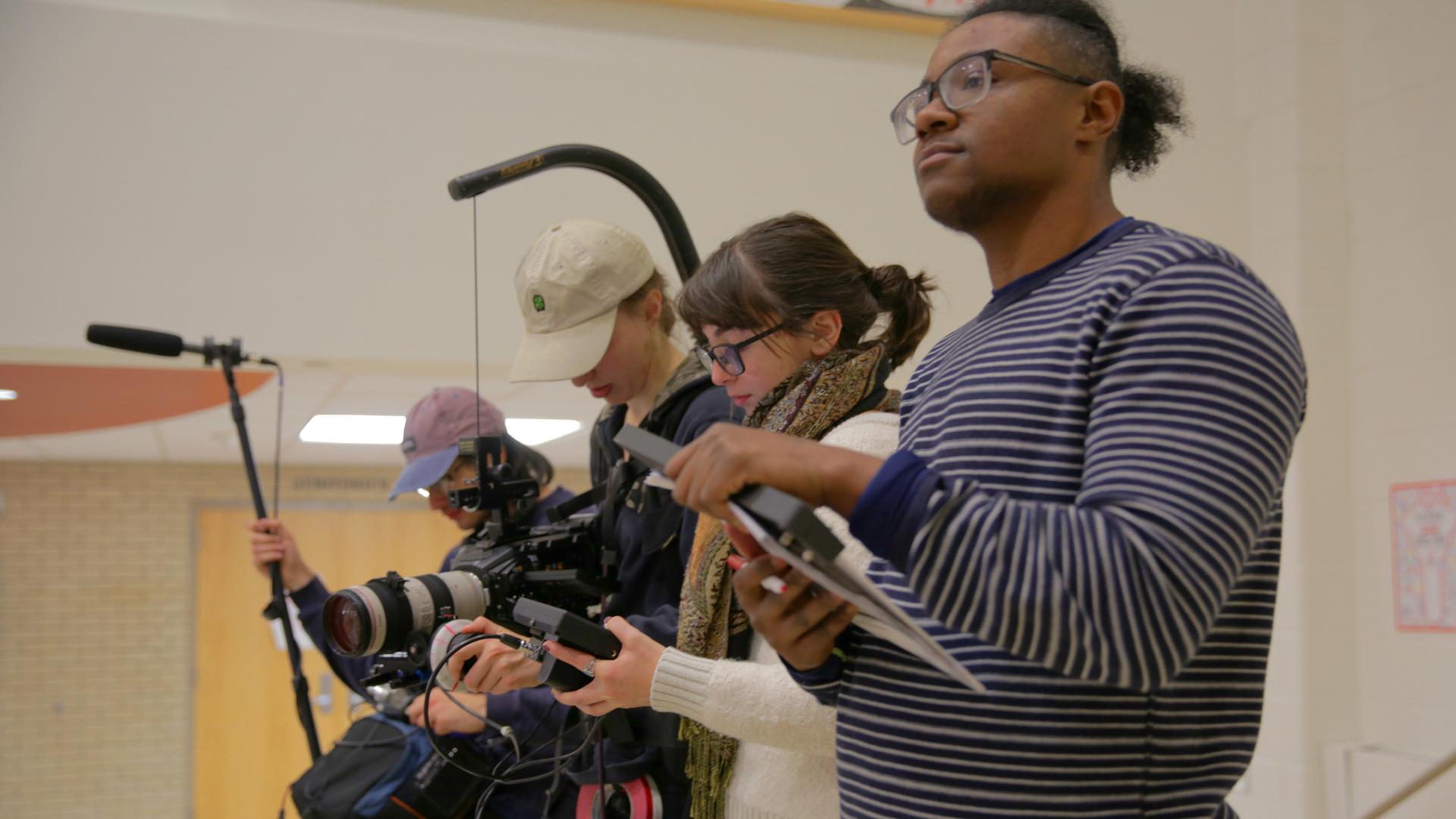 Creative Culture Fellowship Program : Jacob Burns Film Center