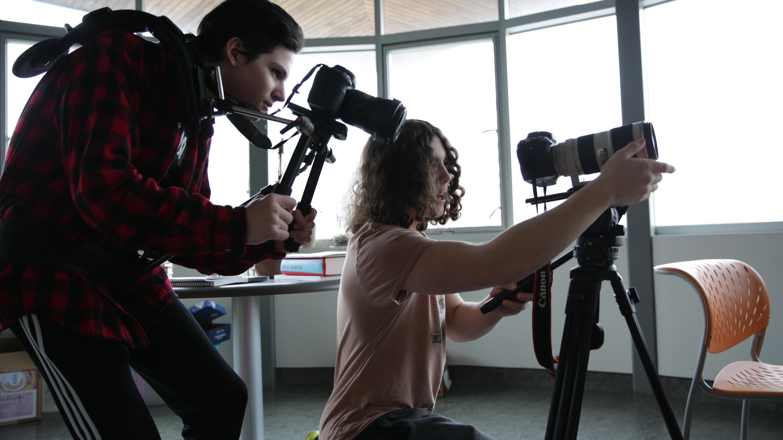 3 Week Summer Filmmaking Experience, Gr. 9-12