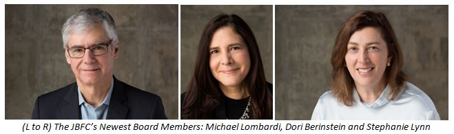 JBFC Elects Three New Members to the Board of Directors