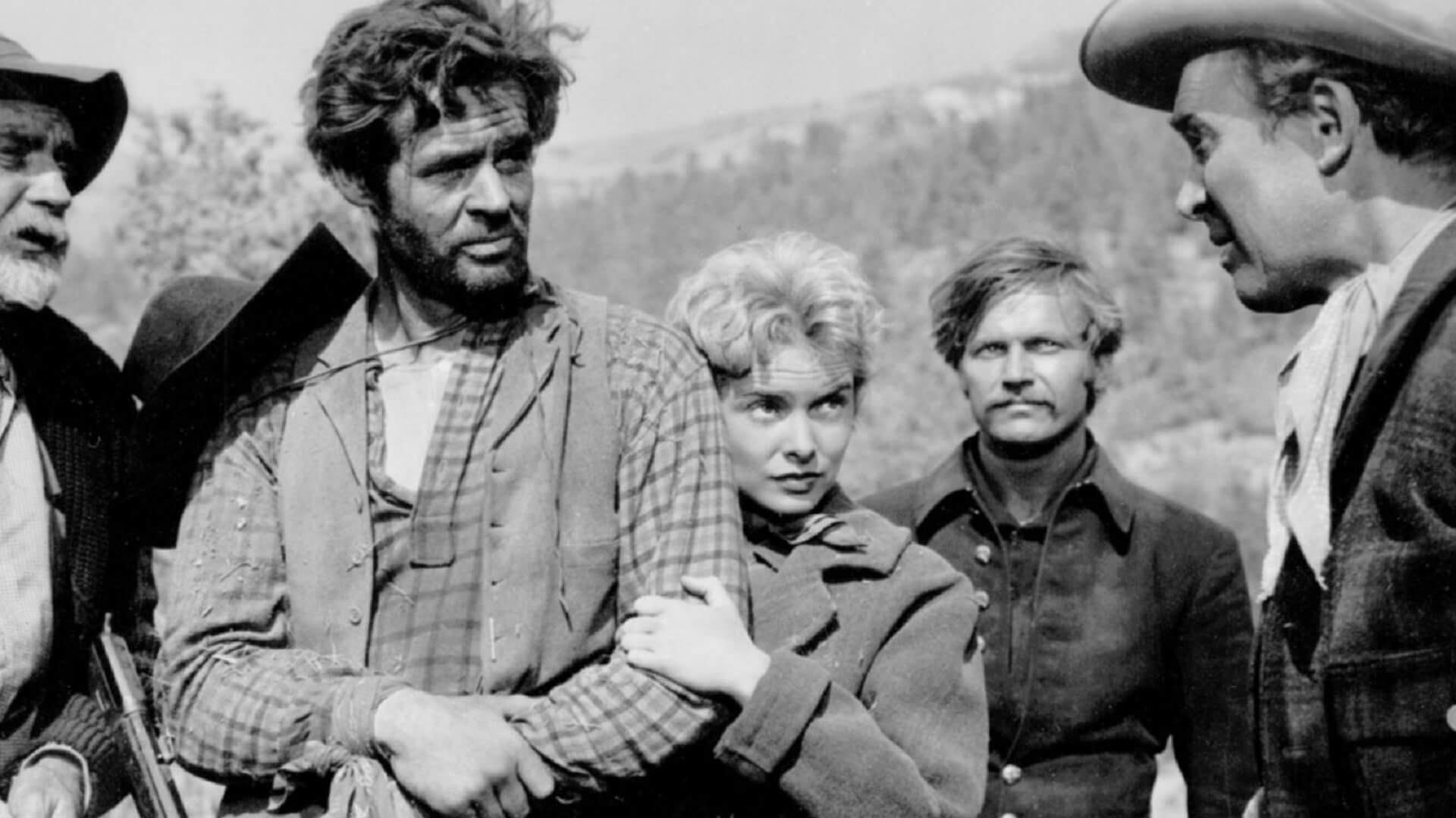 The Naked Spur (1953) — The Movie Database (TMDb)