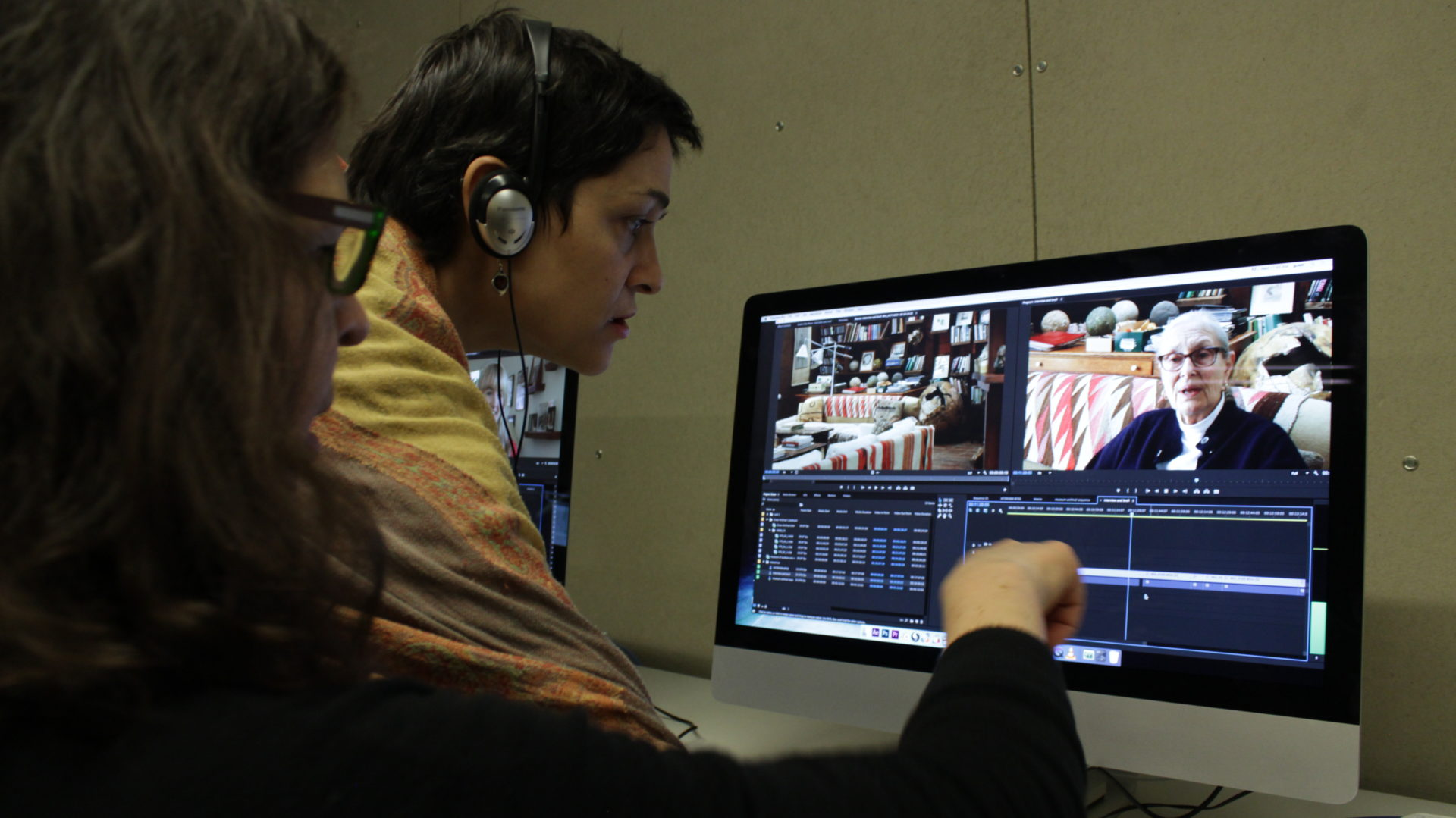 Crafting the Documentary: Editing the Scene, College & Adult