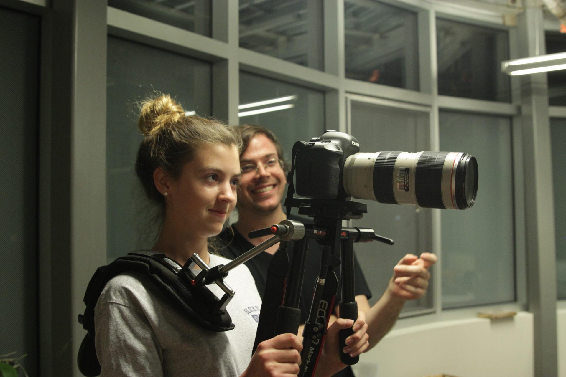 Burns Film Challenge, Grades 9-12