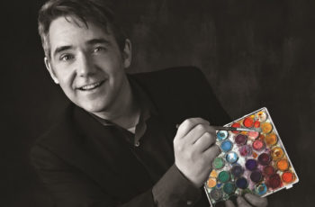 Meet author/illustrator Peter H. Reynolds