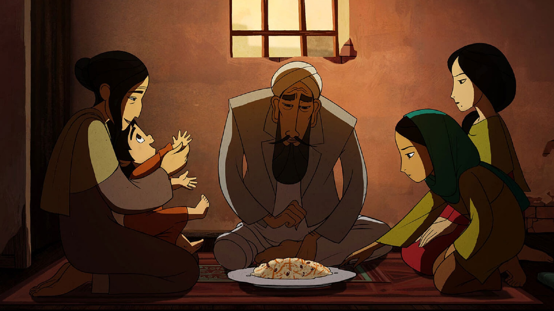 {High School Student Critic Review} – The Breadwinner
