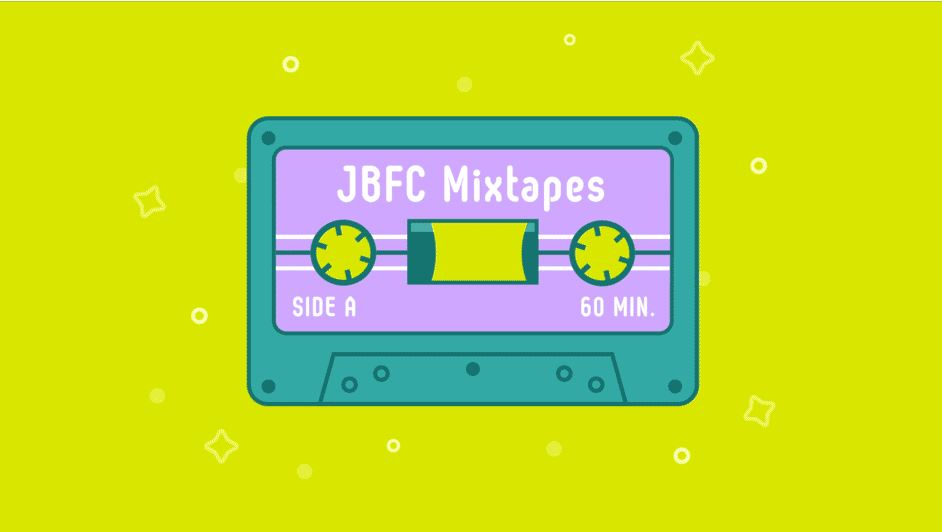 JBFC Mixtapes, Vol. 6: Summer @ the Lab Director Darrel Swann