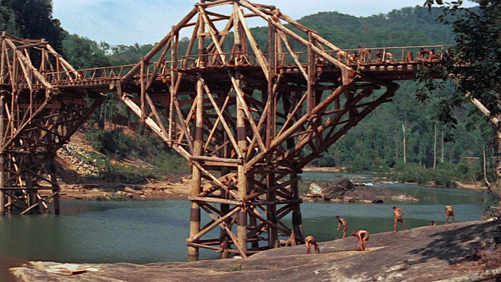 The Bridge on the River Kwai : Jacob Burns Film Center