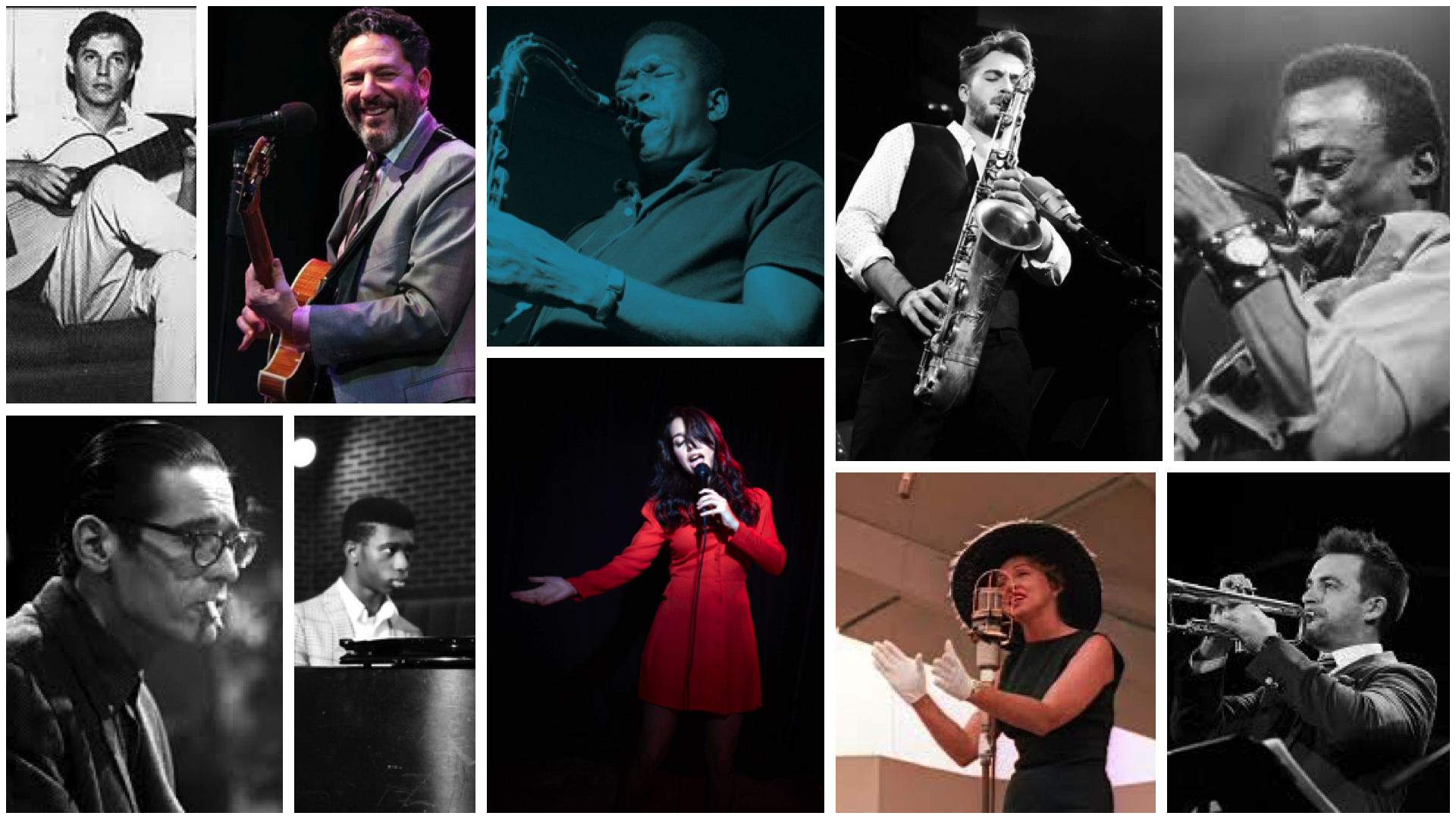 Celebrating the 10th Anniversary of Jazz Sessions:The Live Performances