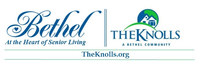 The Knolls is the New Sponsor of Arts in the Afternoon at the JBFC