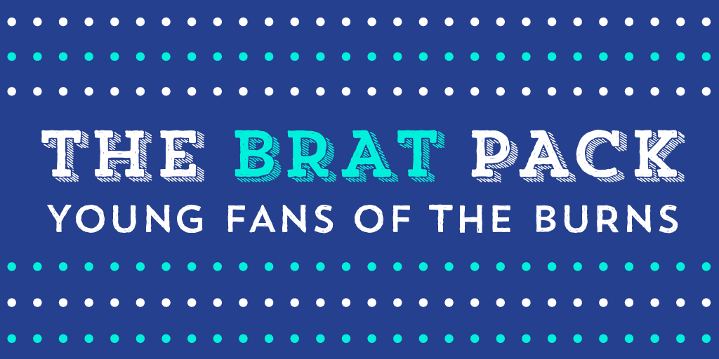 Join the Pack: Introducing The JBFC Brat Pack for Young Fans of the Burns