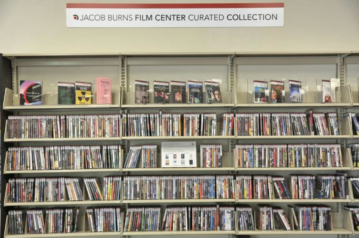 Now Showing at Your Local Library: The JBFC Curated Collection