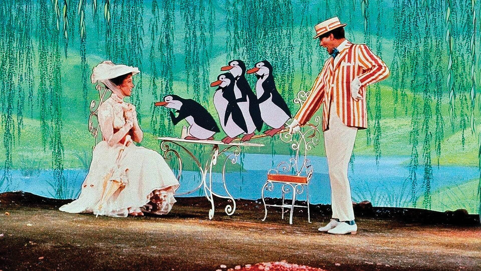 Cinemania Student Critic Review: Mary Poppins