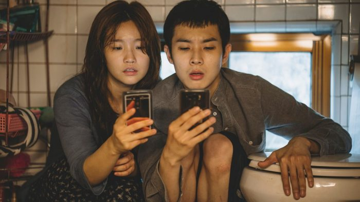 """Still from """"Parasite,"""" directed by Bong Joon-ho and opening Oct. 11, 2019."""
