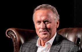 A Conversation with John Grisham and JBFC Board President Janet Maslin