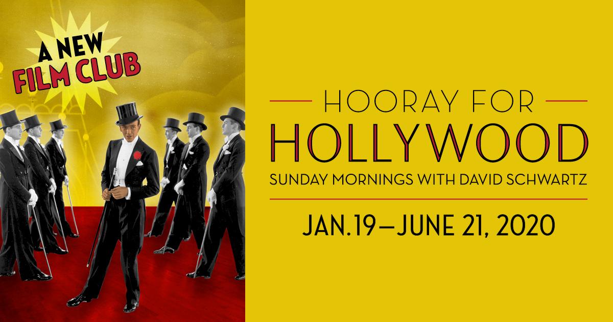 JBFC Mixtapes, Vol. 20: Hooray for Hollywood