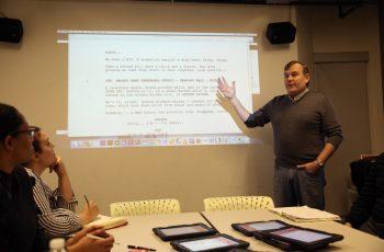 Screenwriting: Script and Plot Workshop
