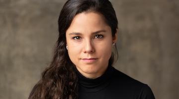 An image of Francisca Alegría