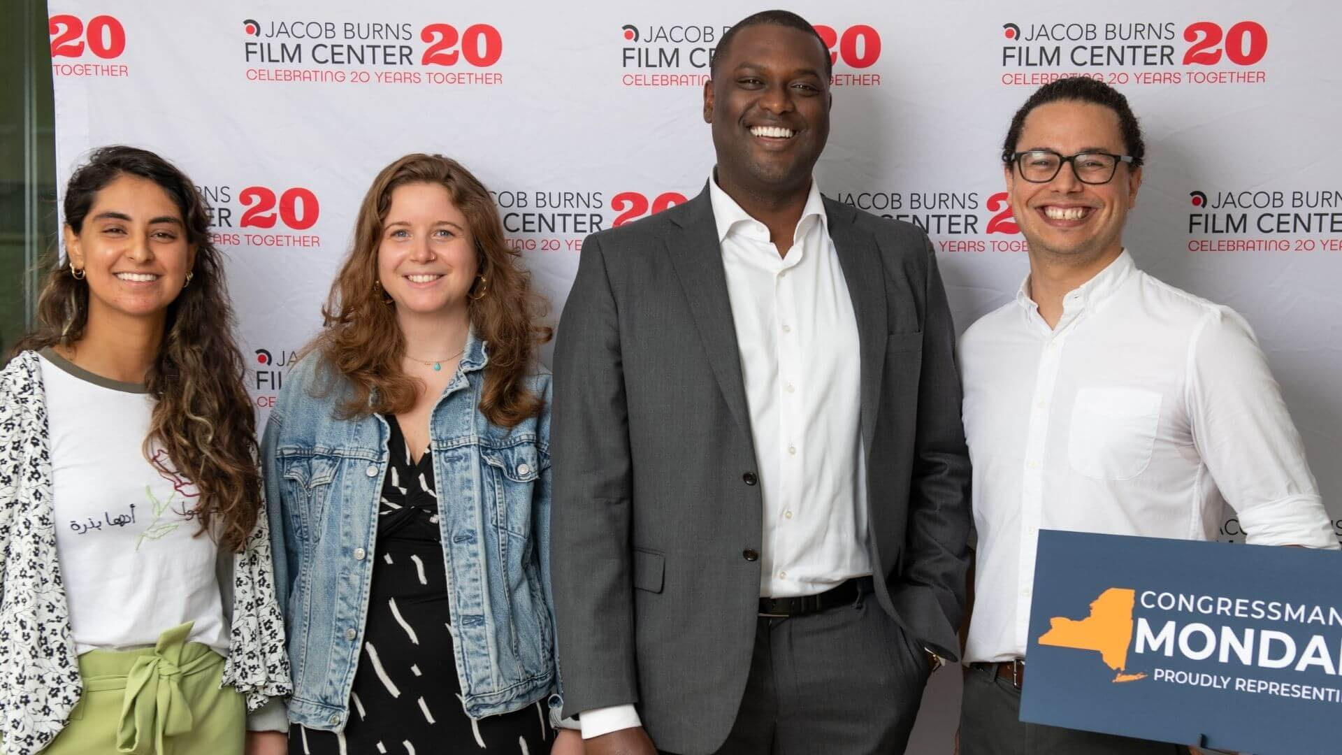 Rep. Mondaire Jones Announces Federal Grant for JBFC's Creative Culture